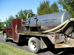 early sweet honey truck 2